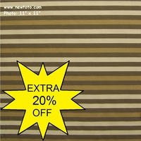 """Amuse - Tickle"" Durable Jacquard Stripe from Luna Textiles"