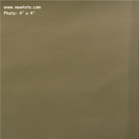 """Article - Olive"" Heavy Duty Faux Leather Vinyl from Maharam Fabric Co"