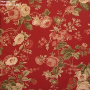 """Ashton - Orchard"" Floral Screen Fabric from Richloom Fabrics"