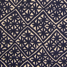"""Aster - Twilight"" Diamond Upholstery Fabric from Designtex�"