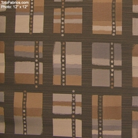 """Audio - Sound Track"" Geometric Upholstery Fabric from Momentum Textiles"