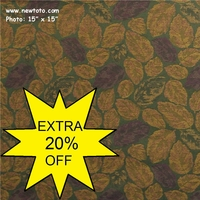 """""""Autumn - Evergreen"""" Woven Crypton� Upholstery Fabric from Interspec Textiles"""