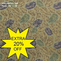 """Autumn - Meadow"" Woven Crypton� Upholstery Fabric from Interspec Textiles"