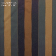 """Bainbridge - Atlantic"" Lamb's Wool Stripe Fabric from Designtex�"