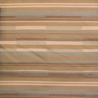 """Bass Line - Metal"" Colorful Stripe Fabric for Upholstery from CF Stinson Inc"