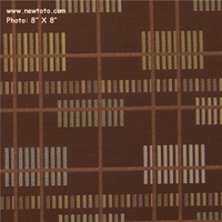 """Beat Box - Mocha"" Contemporary Design Crypton� Upholstery Fabric from Arc-Com Fabrics, Inc"