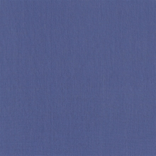 """Mediterannee - Ocean"" Solid Blue Sheer Fabric for Decor and Drapery by Bel Air, Inc"