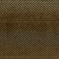"""Virgo - Forest"" Brown Chevron Chenille Stripe Fabric for Furniture Upholstery"