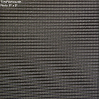 """Candor - Slate"" Stripe Upholstery Fabric from Designtex"