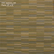 """Coincide - Acre"" Colorful Upholstery Fabric with Stripes and Lines from Maharam Fabric Co"