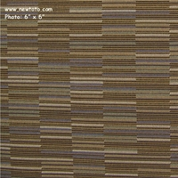 """Coincide - Drizzle"" Colorful Upholstery Fabric with Stripes and Lines from Maharam Fabric Co"