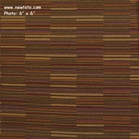 """Coincide - Raisin"" Colorful Upholstery Fabric with Stripes and Lines from Maharam Fabric Co"