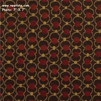 """Cornwall - Berry"" Designer Upholstery Fabric from Bernhardt Textiles"