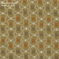 """Cornwall - Sand"" Designer Upholstery Fabric from Bernhardt Textiles"