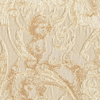 """Cherubs - Tan"" Charming Beige Cherub Tapestry Fabric for Upholstery"