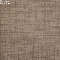 """Cross Hatch - Pewter"" Indoor-Outdoor Polyvinyl Fabric for Upholstery from Anzea Textiles"