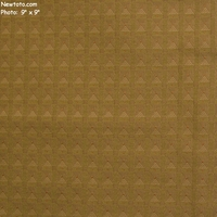 """Crossbox - Olive"" Green Geometric Fabric for Upholstery"