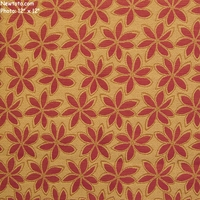 """Dance Along - Petal"" Designer Floral Contract Upholstery Fabric from Robert Allen"