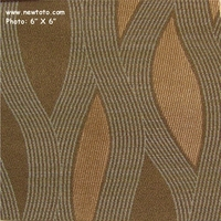 """Emanate - Latte"" Wavy Stripe Crypton� Upholstery Fabric from Momentum Textiles"