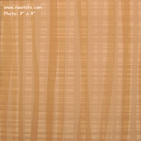 """Fathom - Moccasin"" Faux Basket Weave Vinyl Fabric from Maharam Fabric Co"