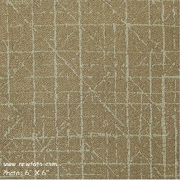 """Flashdance - Mocha"" Brown Geometric Upholstery Fabric from Valdese Weavers"