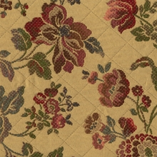 """Risa - Multi"" Italian Floral Tapestry Fabric for Upholstery by Robert Allen"