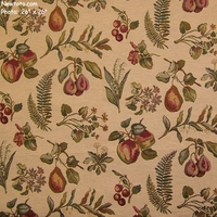 """Forbidden Fruit - Eden"" High Quality Botanical Tapestry Fabric"