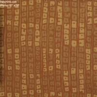 """Fossil - Element"" Geometric Stripe Fabric for Upholstery"