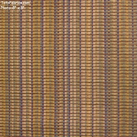 """Fraction - Panorama"" Colorful Stripe Vinyl with Squares  from Maharam Fabric Co"