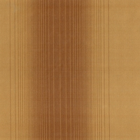 """Sunbeams - Brass"" Gold Silk Taffeta Stripe Decor Fabric by IDTEX Home Collection"
