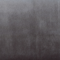 """Kozzah - Thunder"" Plush Grey Velour Upholstery Fabric by Malden Mills"