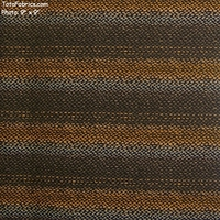 """Groove - Terra"" Durable Dotted Stripe Fabric for Upholstery from Bernhardt Textiles"