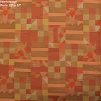 """Gunta - Symmetry"" Lively Geometric Crypton Upholstery Fabric from Architex� International"