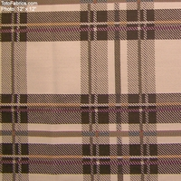 """Hipster - Willis Watch"" Plaid Upholstery Fabric from HBF Textiles"