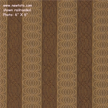 """Jakarta - Sand Dune"" Interesting Stripe Upholstery Fabric from Designtex�"