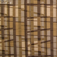 """Juncture - Quarry"" Durable Geometric Upholstery Fabric from Momentum Textiles"