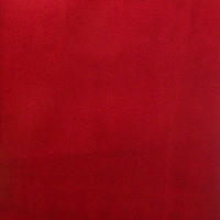"""Keystone - Lipstick"" Solid Velvet Fabric for Upholstery from Irwin Seating"