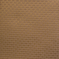 """Lifesaver - Toffee"" Eco-friendly Stripe & Dot Fabric for Upholstery from True Textiles"
