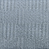"""Nusi - Baby Blue"" Light Upholstery Fabric with Embossed Velvet-Like Texture"
