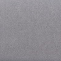 """Cruisin - Ash"" Light Grey Velour Velvet-Like Headliner Upholstery Fabric"