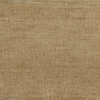 """Paco - Camel"" Solid Light Tan Chenille Fabric for Home Decor Upholstery"