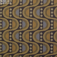 """""""Mantra - Truth"""" Geometric Dot and Line Fabric for Upholstery from Momentum Textiles"""