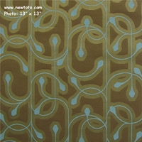 """Meander - Mirage"" Durable Jacquard Fabric for Upholstery from Maharam Fabrics"