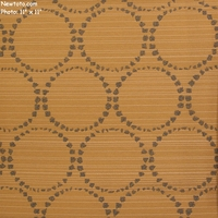 """Melodeon - Wheat"" Dotted Ring Design Fabric from Momentum Textiles"