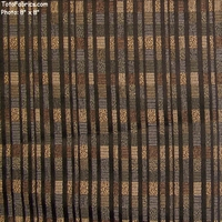 """Merkhet - Color 22"" Stripe and Rectangle Upholstery Fabric from Carnegie Fabrics"