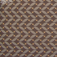 """Metro - Denim"" Ribbon Stripe Upholstery Fabric from Bernhardt Textiles"