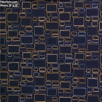 """Mirage - Indigo"" Rectangle Upholstery Fabric from Bernhardt Textiles"