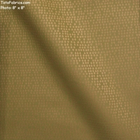 """Morse - Granny Smith"" Fine Quality Dotted Fabric for Upholstery"