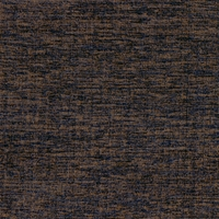 """Florian - Sapphire"" Blue and Copper Chenille Fabric for Furniture Upholstery"