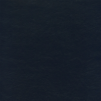 """Bill Bears - Navy Blue""  Vinyl Faux Leather Fabric by Deitsch Plastic Co., Inc"